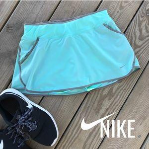 Nike Pacer Running Woven Skort Skirt S